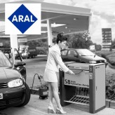 Car mat cleaning - 21493 Schwarzenbek, Aral Tankstelle