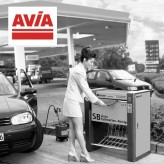 Car mat cleaning - 18107 Rostock, Avia Tankstelle