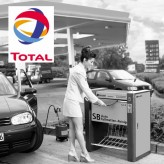 Car mat cleaning - 18069 Rostock, Total Tankstelle